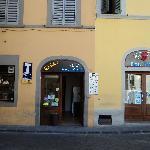 La façade du Bar Torini