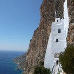 Monastery in Amorgos