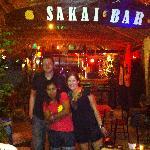 Sakai bar - best cocktails in Khao Lak town