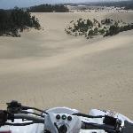 rolling dunes