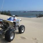 tall dunes