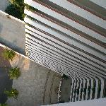 Vista Inferiror Área De Elevadores