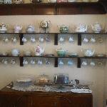 China and teapots