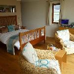 Double Room at Sunnyside Croft