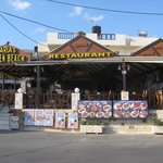 Maria's Golden Beach Restaurant in Stalis