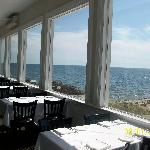 Window Seats at the Ocean House Restaurant - WORTH THE WAIT!