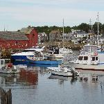 Motif #1 in Rockport Harbor