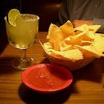 Chips and Salsa served