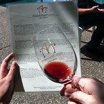 arger-Martucci wine tasting