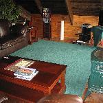 The loft lounge