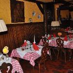 Caveau Morakopf Restaurant (interior)