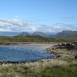 Achnahaird beach near Ullapool