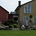 Back of Seasons Lodge Guesthouse