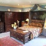 Bedroom in The George Stamford