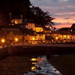 Lynmouth Evening