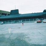 Submarine at La Flore