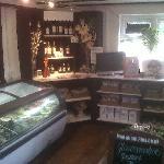 Attached Pie & Deli Shop