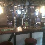 Bar at The Farmer Boy Inn