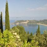 A view of Aghios Georgios