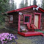 "Our Cabin at ""Cleft"""