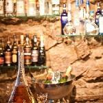 Bar at Idwala