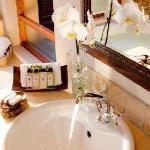 Bathroom at Idwala