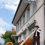 Hotel Alphorn, Interlaken