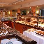 buffet restaurant hotel