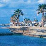 Paphos Castle, Harbour and Paphinia SeaView Apartments