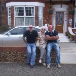 the maddocks outside rose fitt house