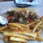Po Boy...out of this world.