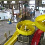 "waterslides for those over 42"" tall"