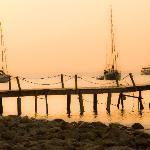 Cala Llonga Bay, morning