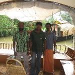 Wonderful Houseboat Crew