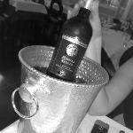 """Vino bianco, etichetta """"Ribolla Gialla"""""""