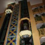 ascensores del Hall
