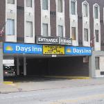 The Days Inn Windsor