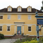 Newport House B&B was well located and historically accurate, like stepping back in time.