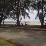 Bagan Lalang Beach