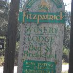 Fitzpatrick Winery and B and B