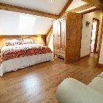 Y Llaethdy Bedroom