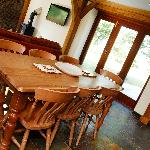 Y Beudy Dining Room