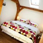 Y Beudy Bedroom