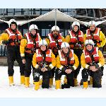 RNLI college crew training