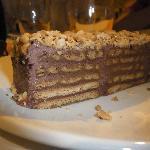 Mama's cake- gorgeous!