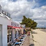 Terrasse du Bar et Restaurant
