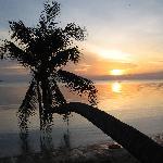 Sun set on Koh Phangan