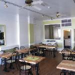 Madlows Restaurant - Interior