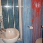 the very average bathroom