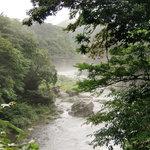 Nanatsuiwa Suspension Bridge